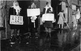 Picketing against the Illinois Bell Telephone Company