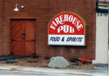 Firehouse Pub Food & Spirits entrance