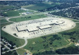 Machesney Park Mall aerial view