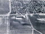 Machesney Park aerial showing Marquette School