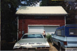 Fabrick Barn in July 1989