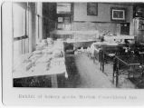 Harlem Consolidated School bakery goods exhibit