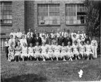Loves Park School graduating class of 1936