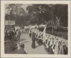 Nuns walk to Soldiers' Field