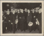 Cardinal von Faulhaber and other priests