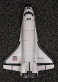 Model, Space Shuttle Orbiter - Discovery 1:100 Scale