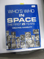 Book, Whos who in space
