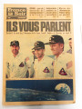 Newspaper,Magazine Cover, 読売新聞 France Soir