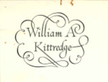 William A. Kittredge 2