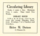 Circulating Library (Cooperstown, NY)