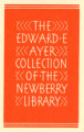 Edward E. Ayer collection of the Newberry Library