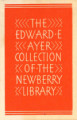 Edward E. Ayer collection of the Newberry Library 2