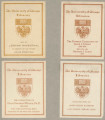 University of Chicago Libraries (Collection of four plates) 3