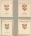 University of Chicago Libraries (Collection of four plates) 4