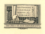 Ohio State University, Nathaniel R. Coleman Medical Library