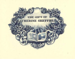 Katherine Sheffield, the gift of