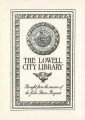 Lowell City Library
