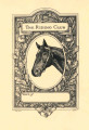 Riding Club, gift of