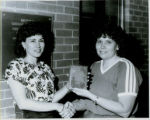 1988 Emergency 116 Presents a Service Award