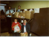 Riverview Student Council Sponsored a Canned Food Drive 1985