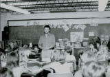 Riverview Schools 5th Graders Participate in CIVAC'S Drug and Alcohol Abuse Program 1984