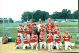 Metamora Boys' Travel Baseball Team