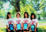 Metamora Township High School Cheerleaders- 1989
