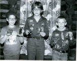 Washburn American Legion Pinewood Derby 1983