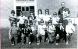Washburn Fourth Grade Students President's Council on Youth Fitness 1983