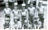 Reds of the Washburn Pee Wee League 1983
