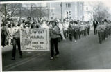 Lowpoint-Washburn Junior High Marching Bobcats 1984