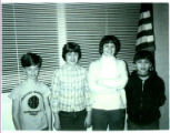 Washburn Grade School and Lowpoint-Washburn Junior High Spelling Bee 1983