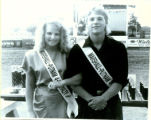 Elected 4-H Royalty at the Marshall-Putman 4-H Fair