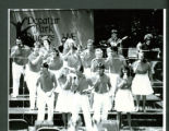 Decatur Park Singers at Old Settlers' Celebration 1990