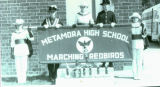 1983 Metamora Marching Redbirds