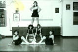 1988  Lowpoint-Washburn Junior Varsity Cheerleaders