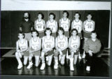 1987-1988 Lowpoint-Washburn Eighth Grade Basketball Team