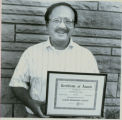 Grant Fredericksen Receives Third Place for Original Columns in the Herald and Leader 1989