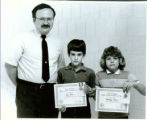 1988 Illinois Valley Library System's Bicycle Safety Poster Contest Winners