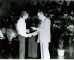 1988 Metamora Township High School Vocational Student of the Year Award