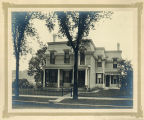 George T. Millhouse Home on Park Avenue in Galena