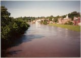 View of Galena River Flood of 1993