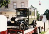 Vintage U. S. Mail Truck coming to Galena, Ill. for Post Office Commemoration