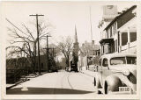 Bench Street in Galena, Ill. in 1950