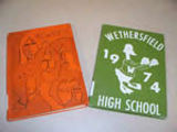 Kewanee and Wethersfield Yearbooks