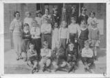 Roselle Public School Students and Teacher