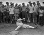 Wallie Roettger and American Legion Baseball school