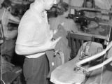 Midland Tailors for army, 1941