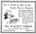 Walnut Grille Ad