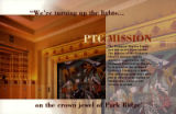 Pickwick Preservation Society Charter Members' Night postcard from April 11, 2000